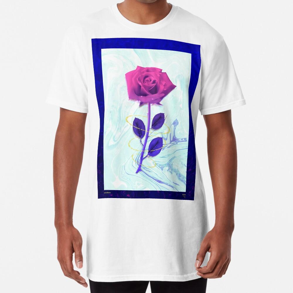 Arien Rose Long T-Shirt