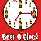 Beer O'Clock by Shannon Kennedy