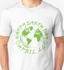 Earth Day Celebration 1 T-Shirt