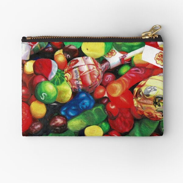 Lollies Zipper Pouch