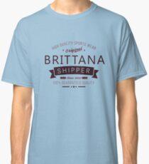 Brittana Shipper since 2009 Classic T-Shirt