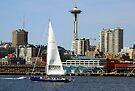 Sail Seattle by Tori Snow