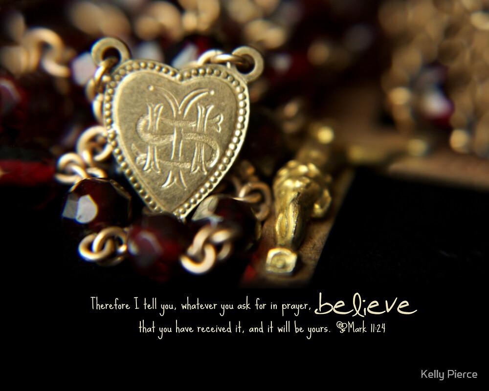 Believe by Kelly Pierce