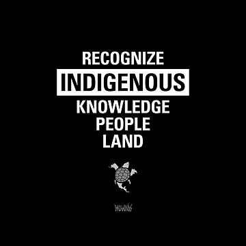 Recognize Indigenous by jnelson