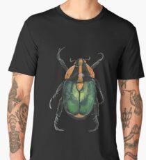Käfer Orange Grün Men's Premium T-Shirt