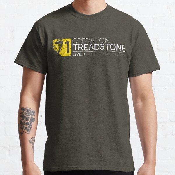 Operation Treadstone Classic T-Shirt