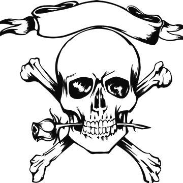 skull by mehmetemin