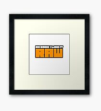 Ol' Dirty Bastard Wu Tang Framed Print