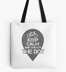 Watch the Dot Tote Bag