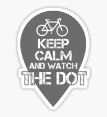 Watch the Dot Sticker