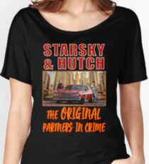 Starsky and Hutch Women's Relaxed Fit T-Shirt