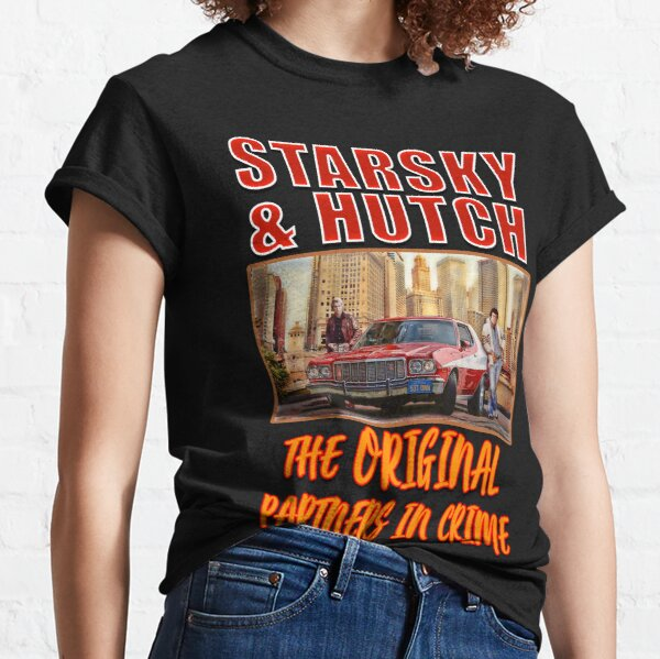 Starsky and Hutch Classic T-Shirt