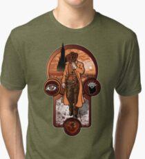 The Gunslinger's Creed. Tri-blend T-Shirt