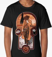 The Gunslinger's Creed. Long T-Shirt