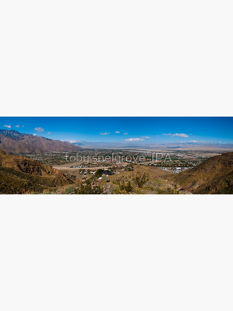 Palm Springs, CA, at Noon by tobysnelgrove