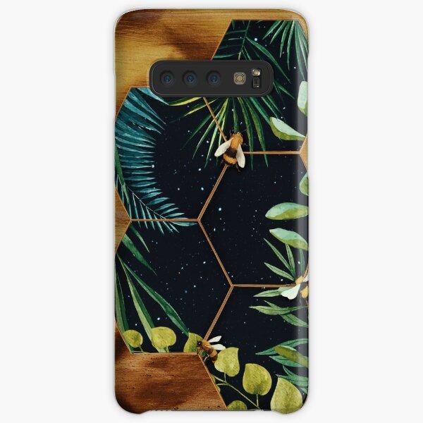 Bee Green Samsung Galaxy Snap Case
