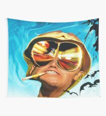 Fear and Loathing in Las Vegas Wall Tapestry