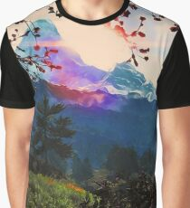 Paradise on Earth Graphic T-Shirt