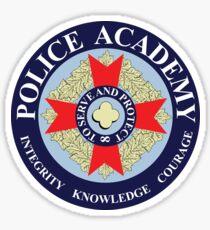Police Academy Sticker