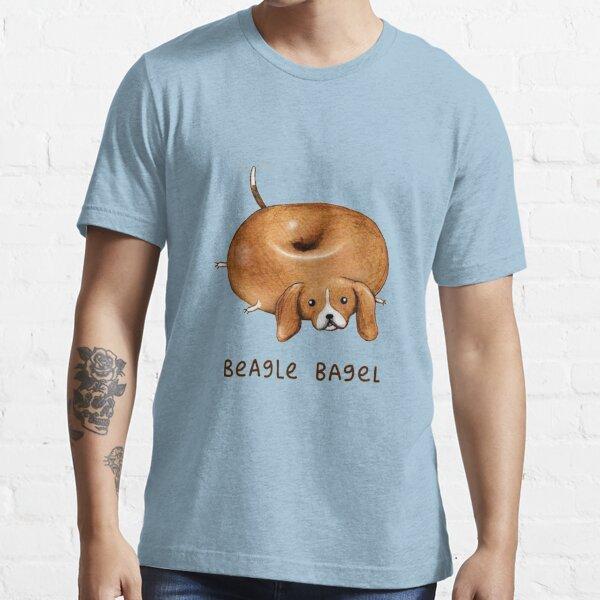 Beagle Bagel Essential T-Shirt