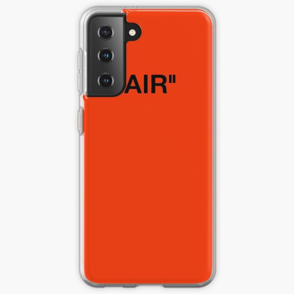Logo de Off White Air Jordan Coque souple Samsung Galaxy
