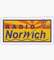 Radio Norwich Sticker