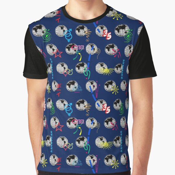 Coloured by Symbols Graphic T-Shirt