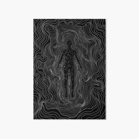 Eternal pulse Art Board Print