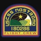 Nostromo Flight Crew by superiorgraphix