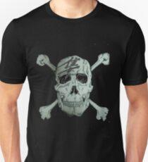 hayabusa skull Unisex T-Shirt