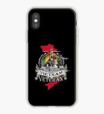 U.S. Navy Vietnam Veteran iPhone Case