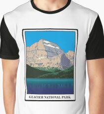 Crown of the Continent Graphic T-Shirt