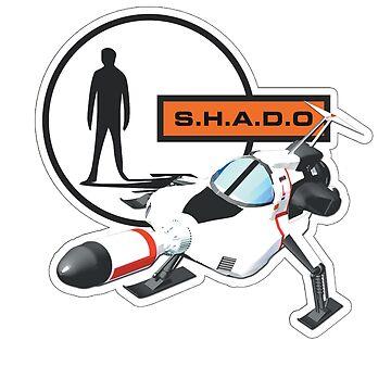 UFO Shado Interceptor by McPod