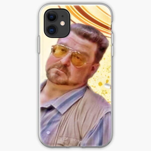 The Big Lebowski iPhone Soft Case