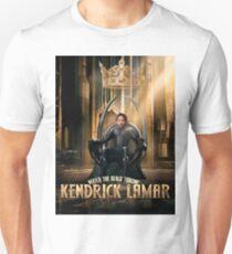 Kendrick Lamar - Watch The Black Throne Unisex T-Shirt