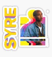 jaden smith SYRE design Sticker