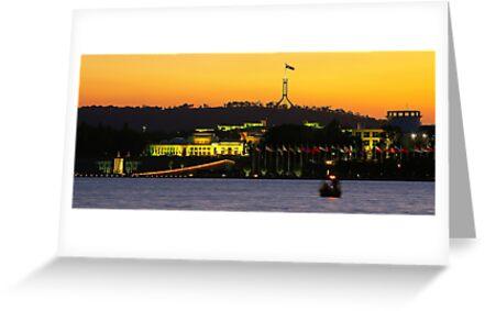 National Capital by Melanie Roberts
