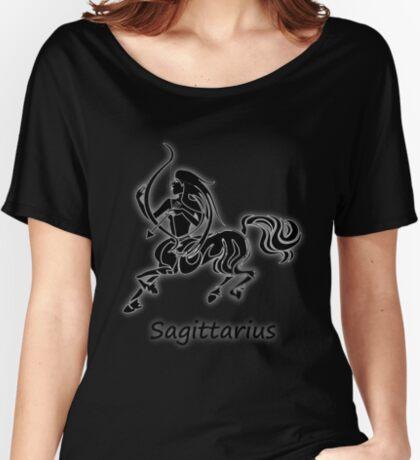 Sagittarius T-shirt, etc. design Women's Relaxed Fit T-Shirt