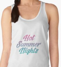 hot summer nights Women's Tank Top