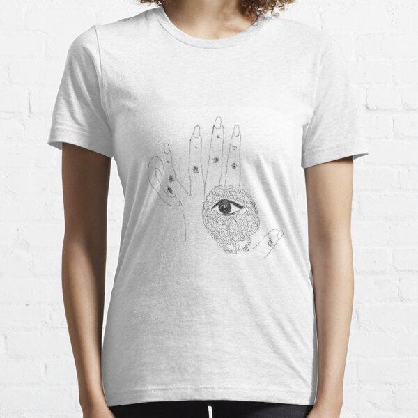 the eleventh sense- the existence of qualia Essential T-Shirt