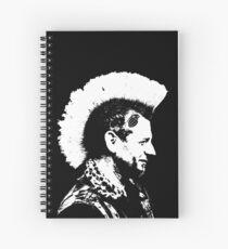 Punk! Spiral Notebook