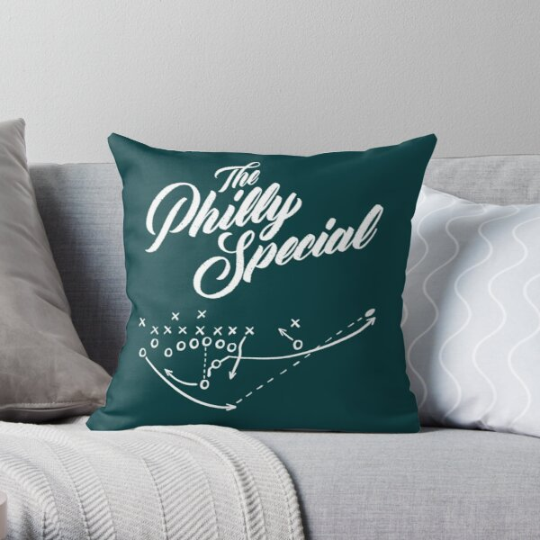 The Philly Special Throw Pillow