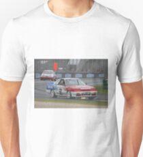 Jim Richards Flame Throwing Nissan Skyline T-Shirt