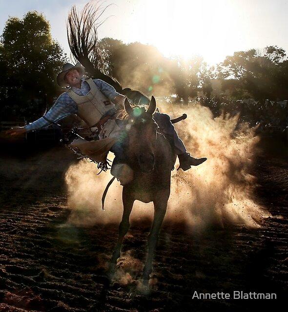 Dust Buster by Annette Blattman