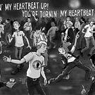 Turnin my Heartbeat up von Tobi Dahmen