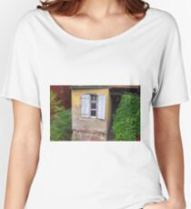 French Shutters Women's Relaxed Fit T-Shirt