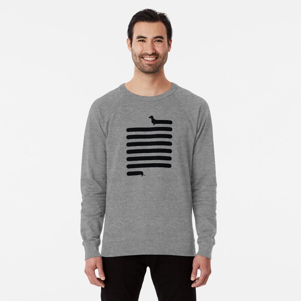 (Very) Long Dog Lightweight Sweatshirt