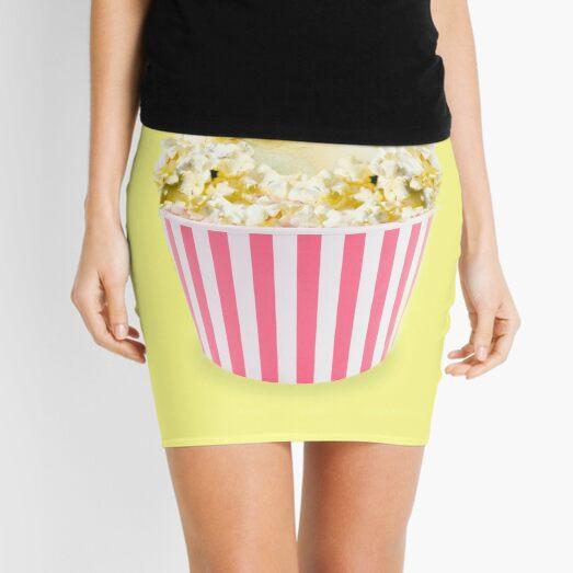 Little Chicken Popcorn by Alice Monber Mini Skirt