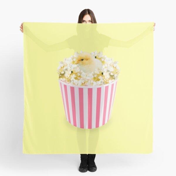 Little Chicken Popcorn by Alice Monber Scarf