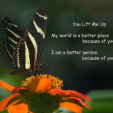 You Lift Me Up by BWBConcepts